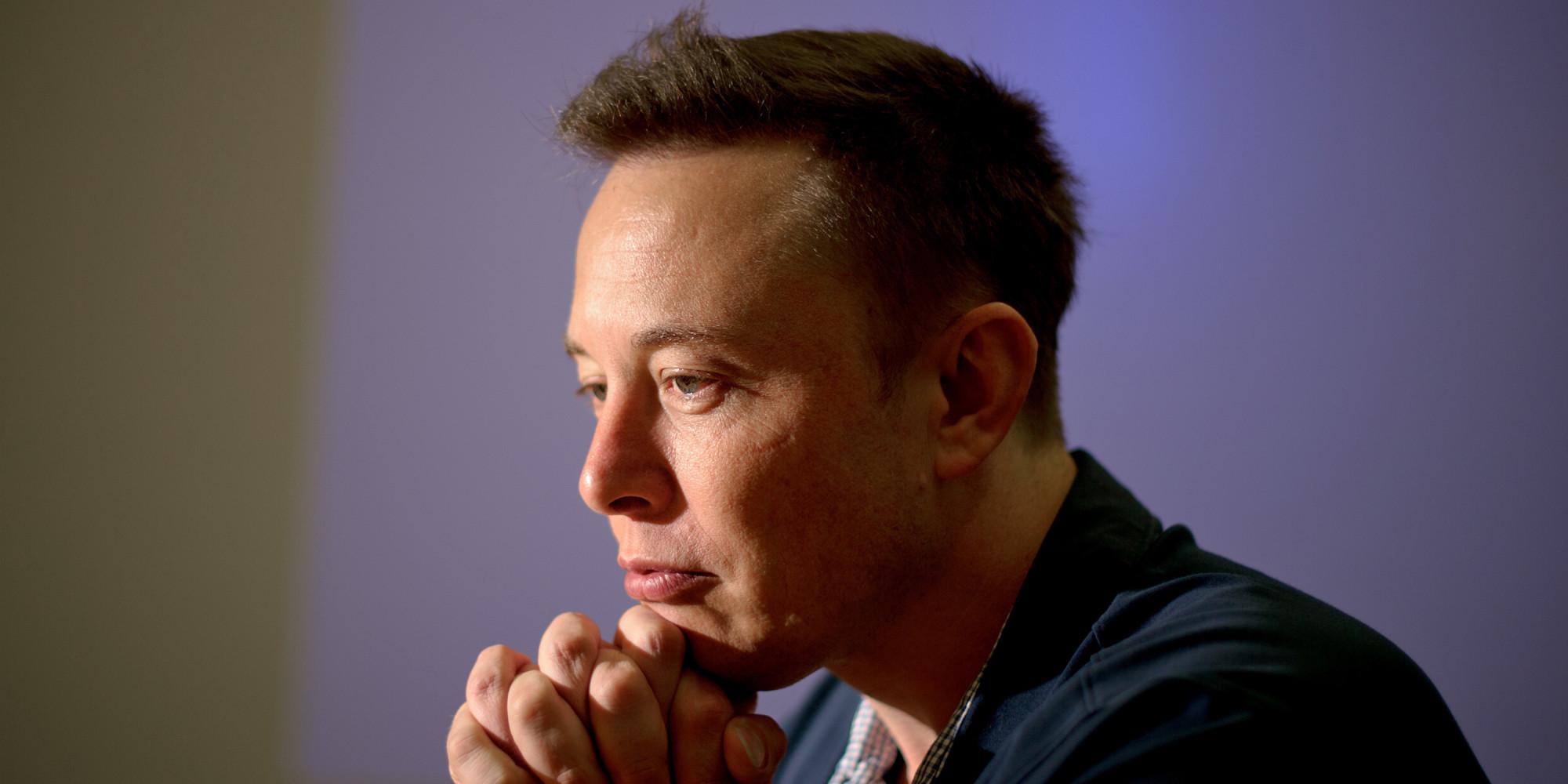 Denken wie Elon Musk